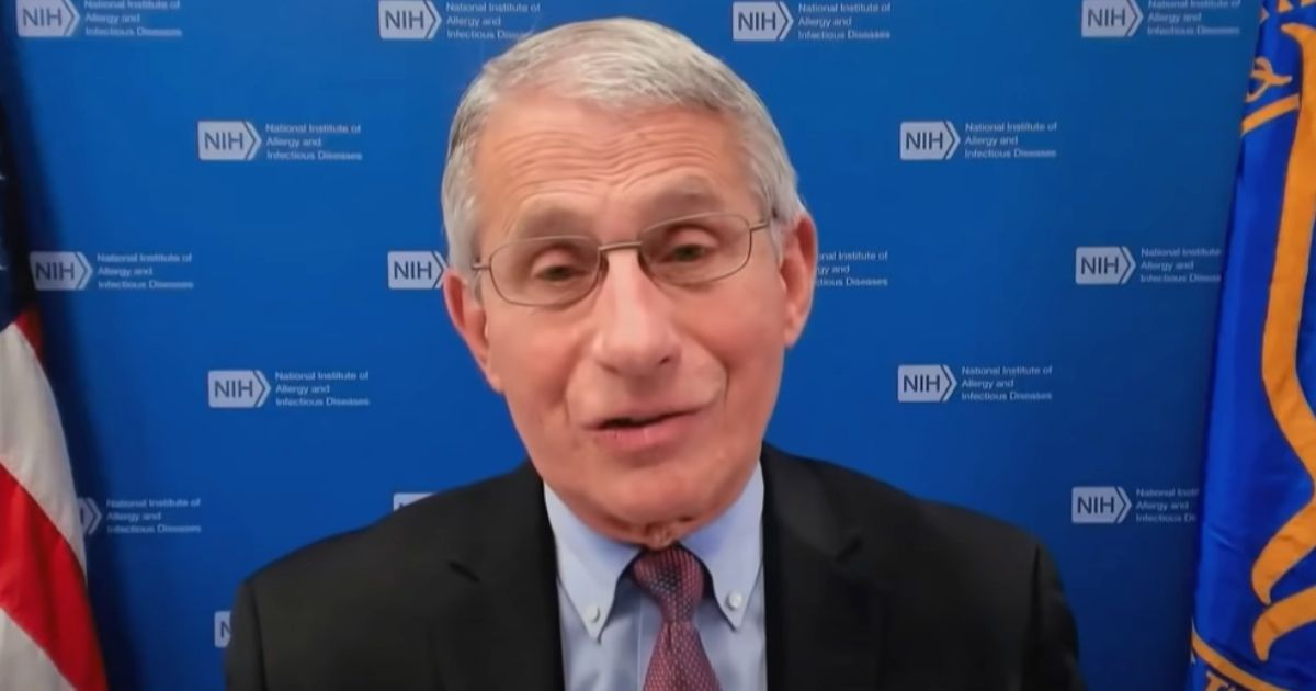 """Dr. Anthony Fauci appears on NBC's """"Today"""" show."""